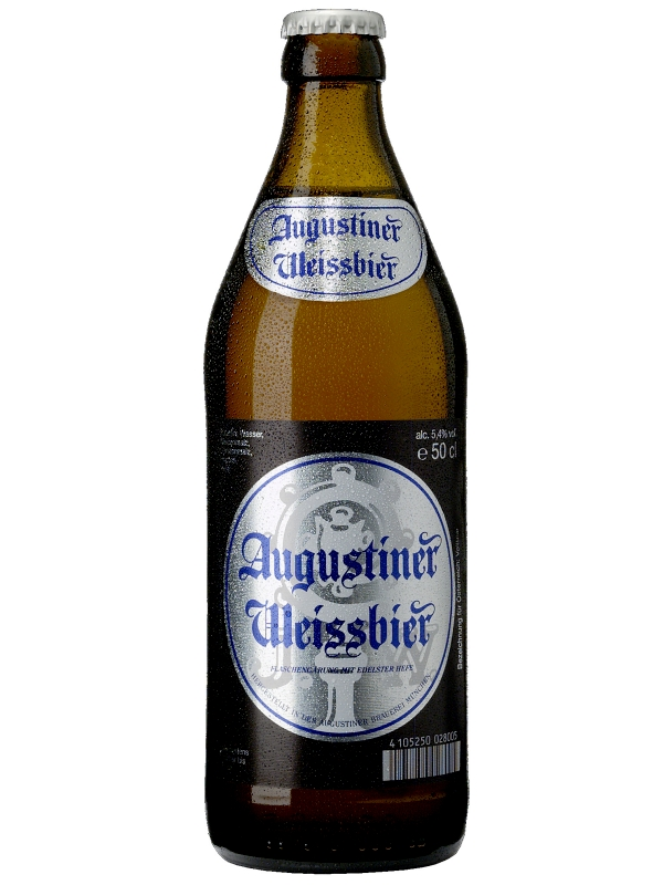 Августинер Вайссбир / Augustiner Weissbier 0,5л. алк.5,4%
