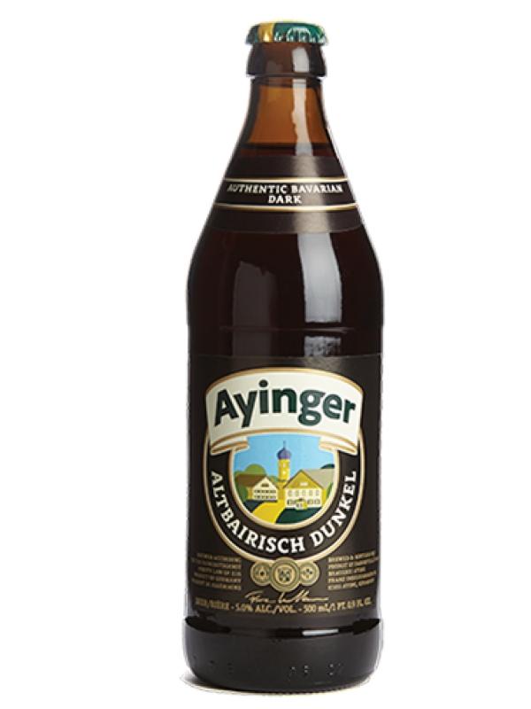Айингер Альтбайриш Дункель / Ayinger Altbairisch Dunkel 0,5л. алк.5%