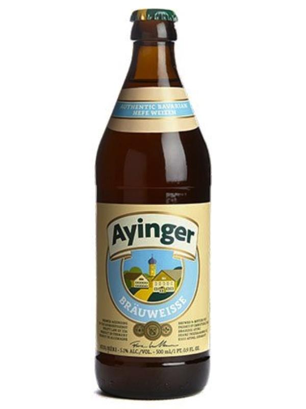 Айингер Бройвайссе / Ayinger BrauWeisse 0,5л. алк.5,1%