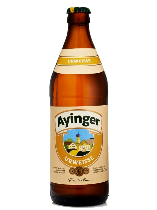 Айингер Урвайссе / Ayinger Urweisse 0,5л. алк.5,8%