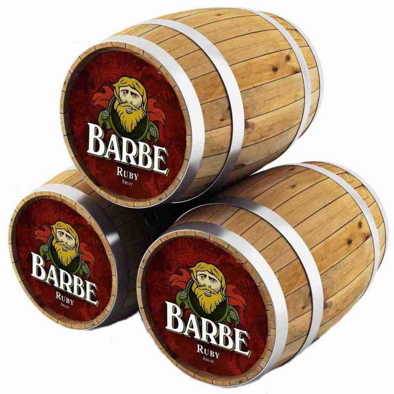 Барбе Руби / Barbe Ruby, keg. алк.7,7%