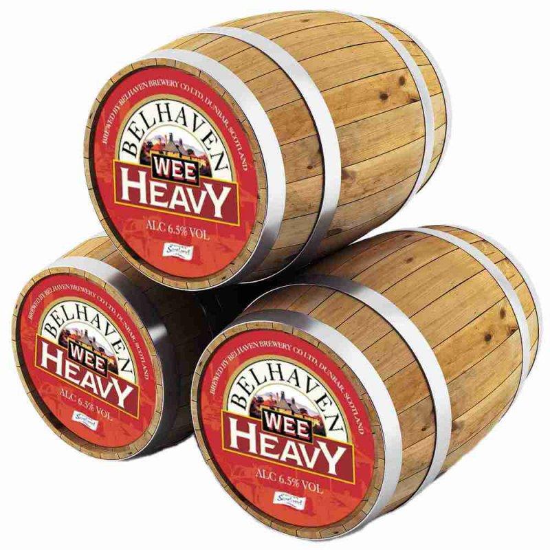 Белхеван Вии Хэви / Belhaven Wee Heavy, keg. алк.6,5%