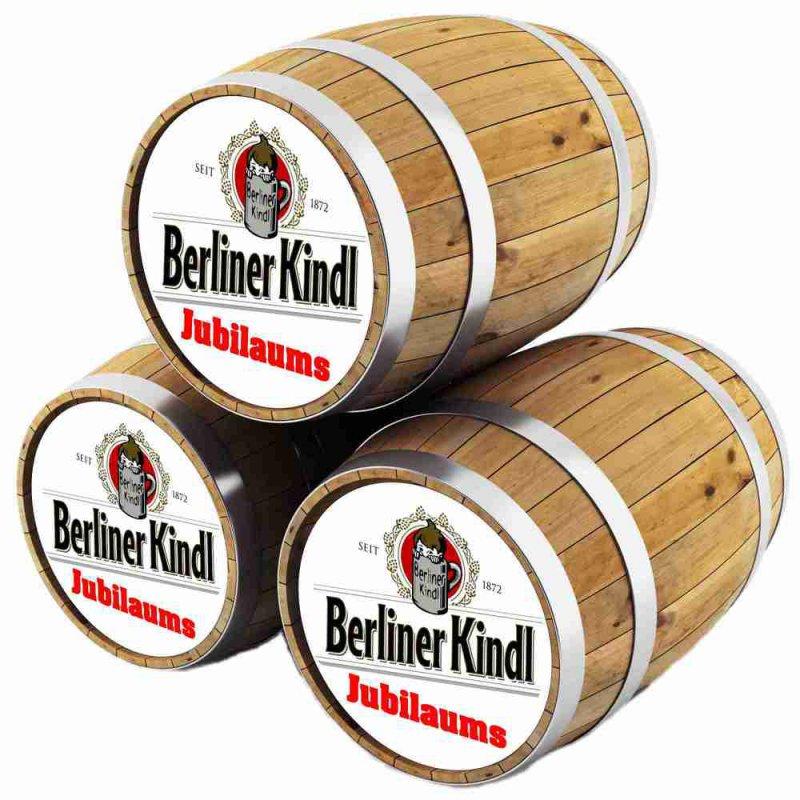 Берлинер Киндл Юбилеумс Пилснер / Berliner Kindl Jubilaums Pilsener,keg. алк.5.1%