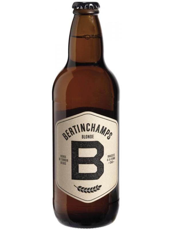 Бертинчампс Блонд / Bertinchamps Blonde 0,5л. алк.6,2%
