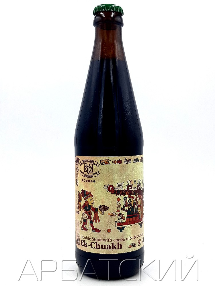 Биг Вилладж Эк-Чуах / Big Village Ek-Chuakh 0,5л. алк.7,5%