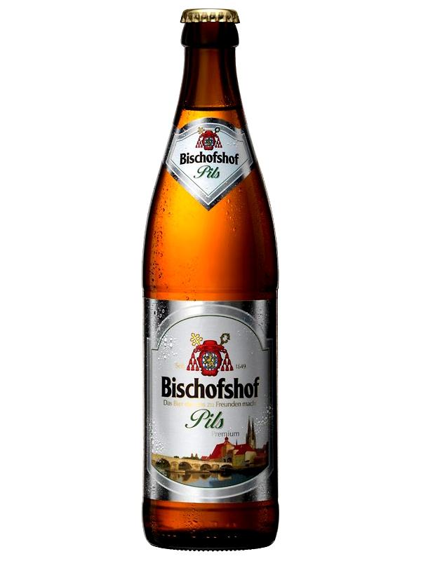 Бишофсхоф Пилс / Bischofshof Pils 0,5л. алк.4,7%