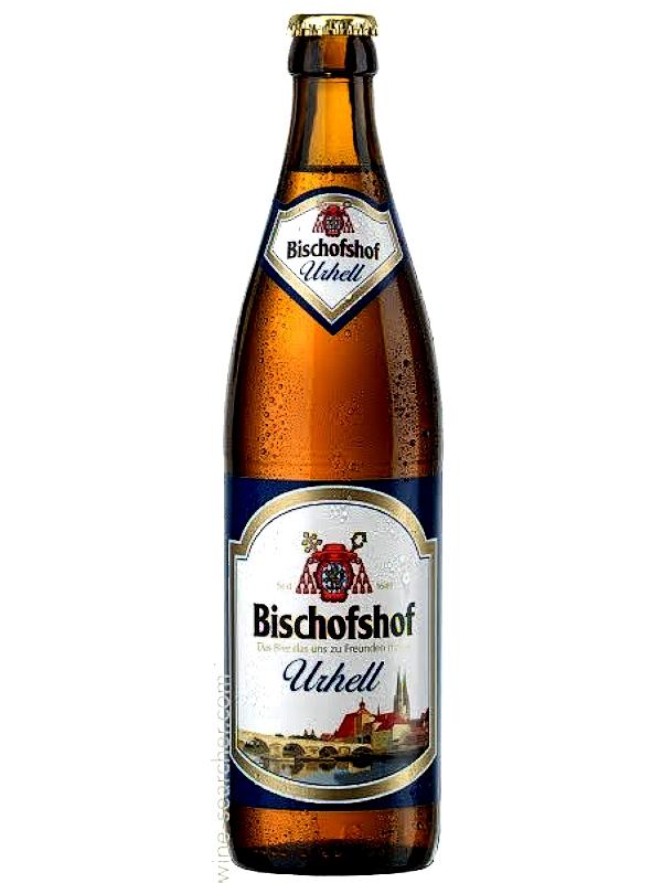 Бишофсхоф Урхель / Bischofshof Urhell 0,5л. алк.4,8%