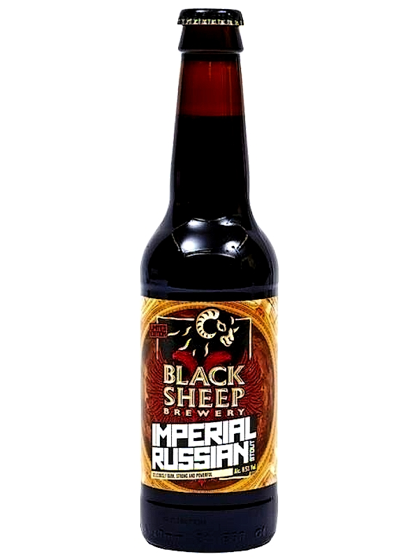 Блэк Шип Русский Имперский Стаут / Black Sheep Imperial Russian Stout 0,33л. алк.8,5%
