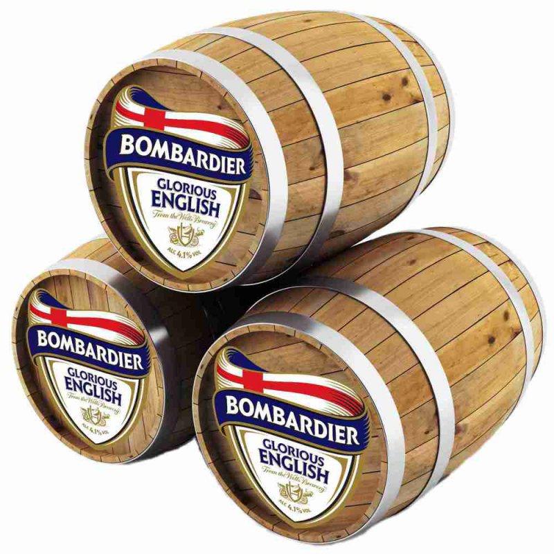 Бомбардьер / Bombardier, keg. алк 5,5%