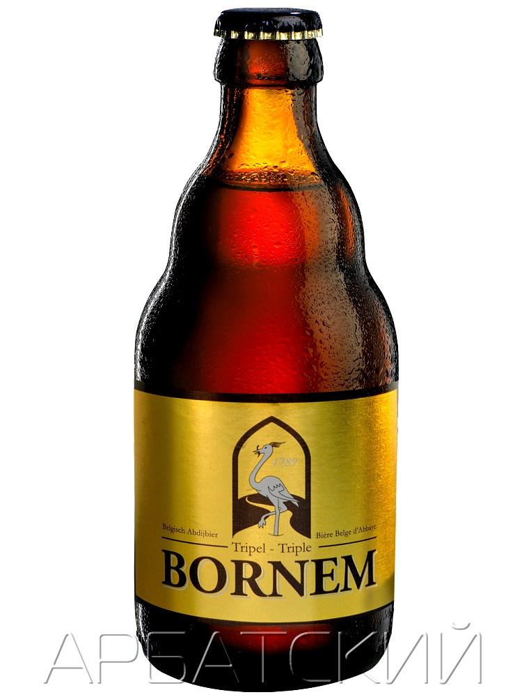 Борнем Трипл / Triple Bornem 0,33л. алк.9%