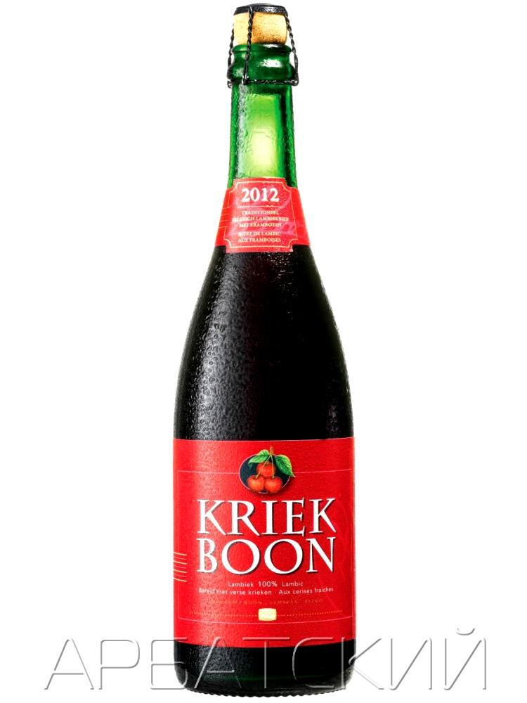 Бун Крик Бун / Boon Kriek Boon 0,75л. алк.4%