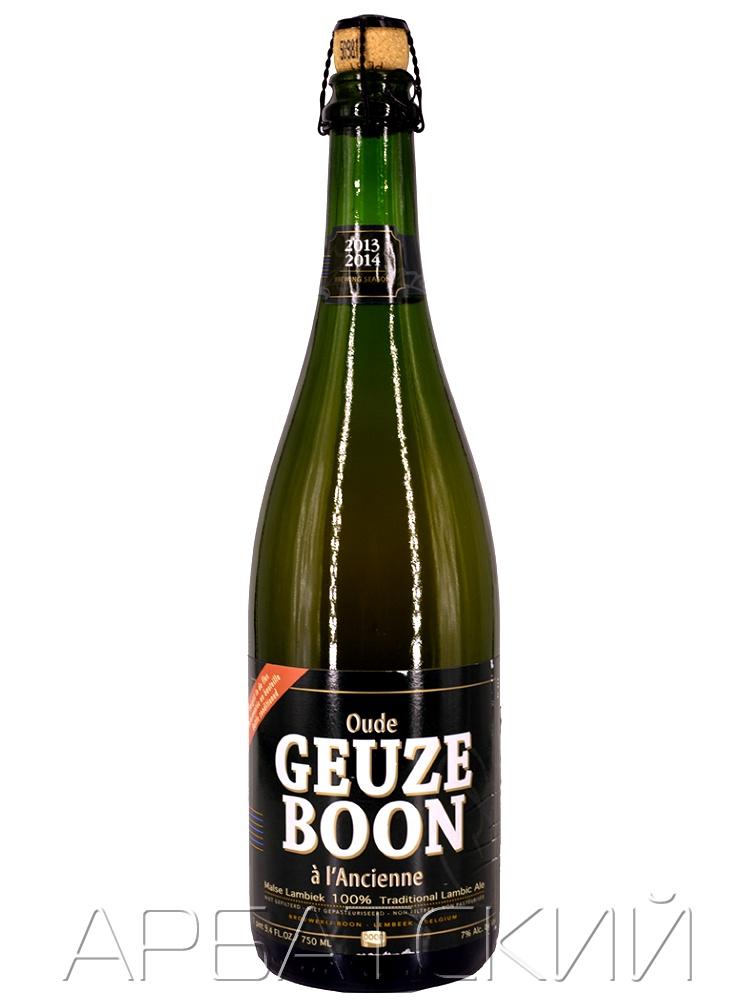 Бун Оуде Геузе / Boon Oude Geuze 0,75л. алк.7%