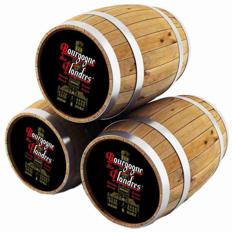 Бургунь де Фландер / Bourgogne des Flandres, keg. алк.5%