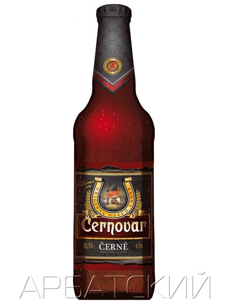 Черновар темное / Cernovar Cerne 0,5л. алк.4,5%