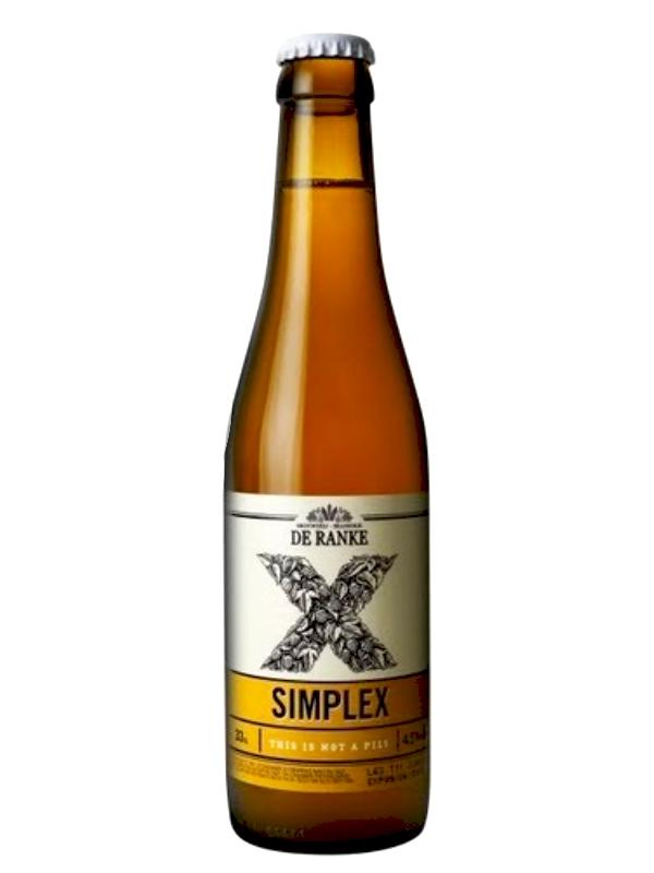 Де Ранке Симплекс / De Ranke Simplex 0,33л. алк.4,5%