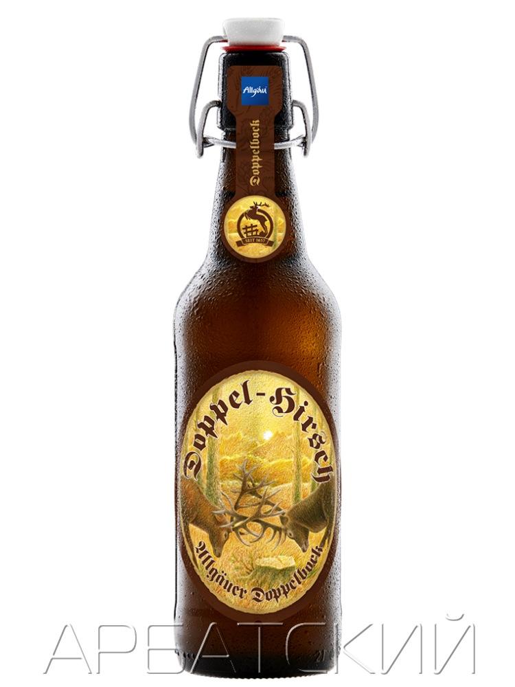 Дэр Хиршброй Пилс / Der Hirschbrau Pils 0,5л. алк.4,7%