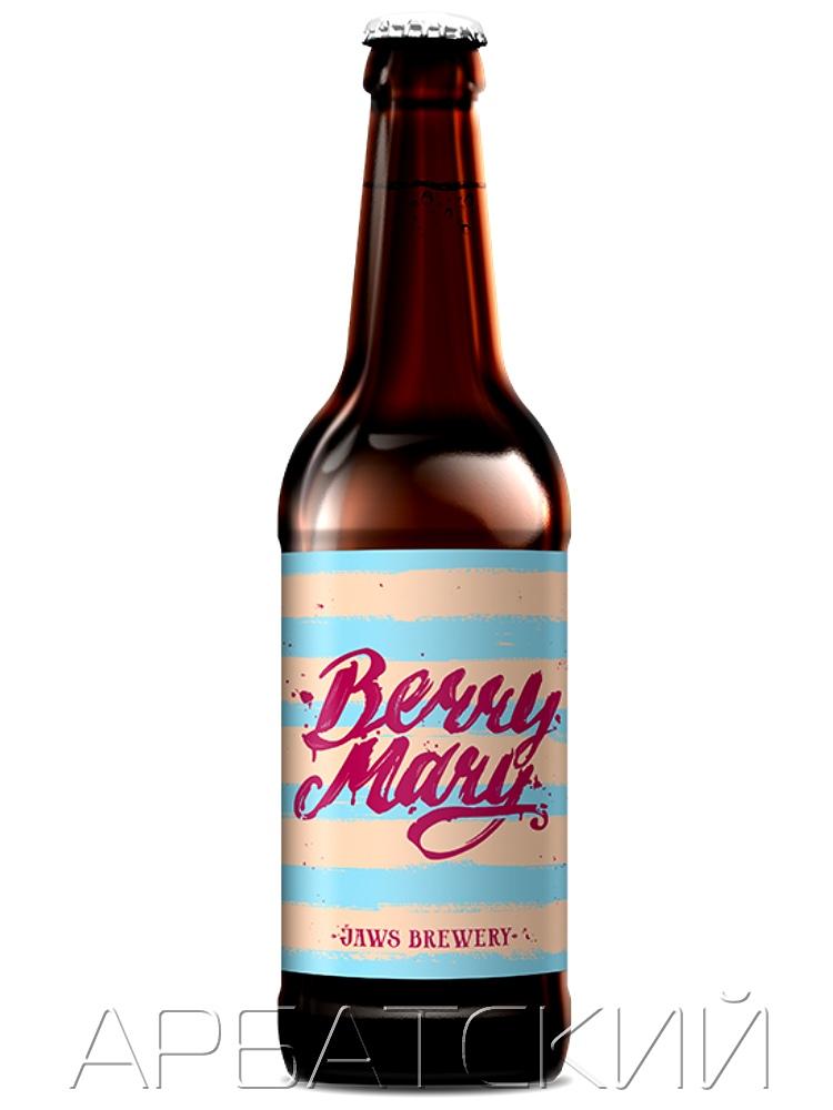 Джоус Берлинер Вайс (Бэрри Мэри) / Jaws Berry Mary 0,5л. алк.3,8%