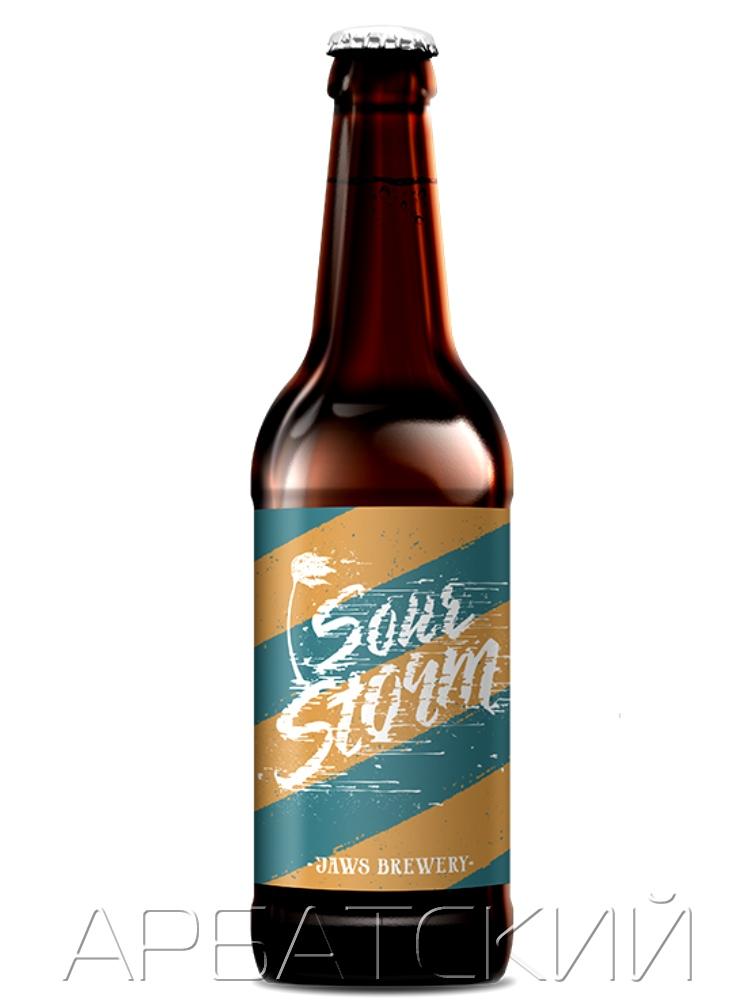 Джоус Сауэр Сторм / Jaws Sour Storm 0,5л. алк.7,5%