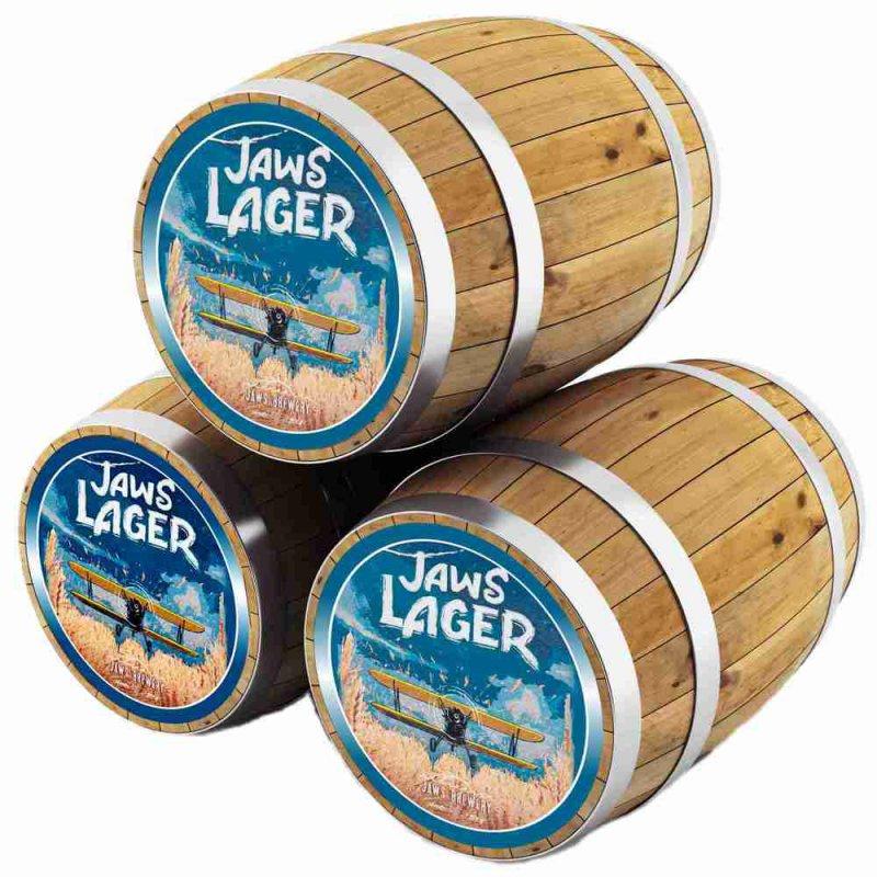 Джоус Лагер / Jaws Lager,keg. алк.5%