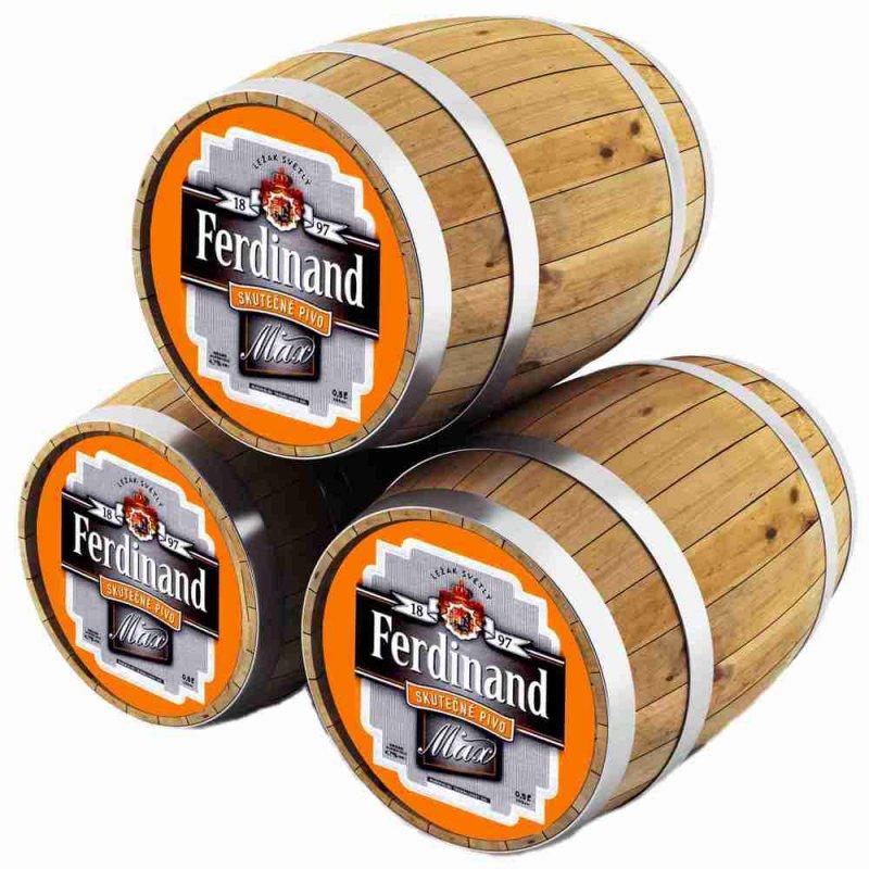 ФЕРДИНАНД МАКС / Ferdinand  Max, keg. алк.4,7%