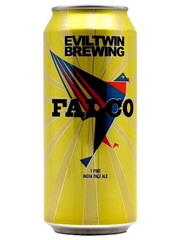 Ивэл Твин Фалко / Evil Twin Falco 0,473л. алк.7% ж/б.