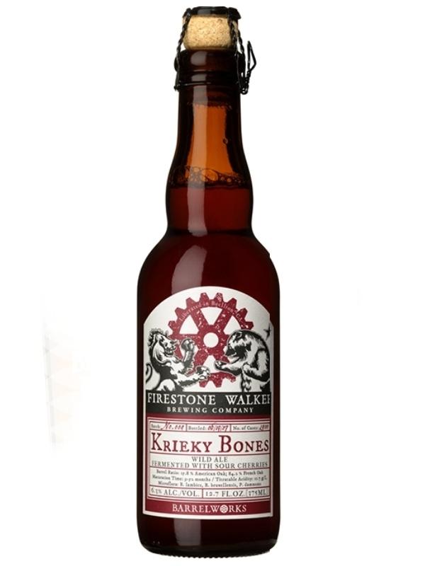 Файерстоун Крики Бонс / Firestone Krieky Bones 0,375л. алк.6,3%