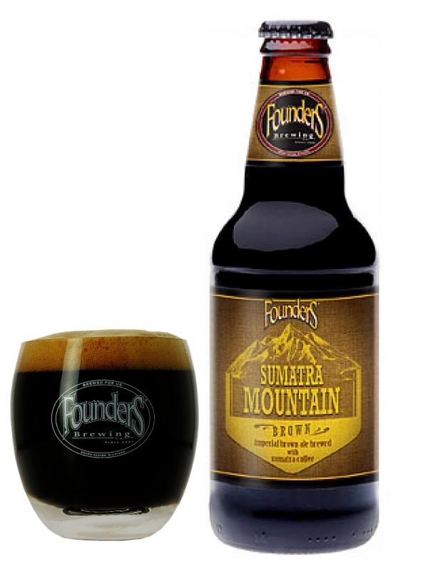 Фоундерс Суматра Маунтин Браун / Founders Sumatra Mountain Brown 0,355л. алк.9%