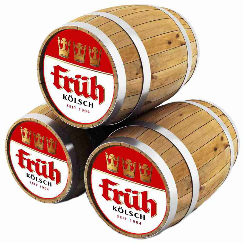 Фрюх Кельш / Fruh Kolsch, keg. алк.4,8%.