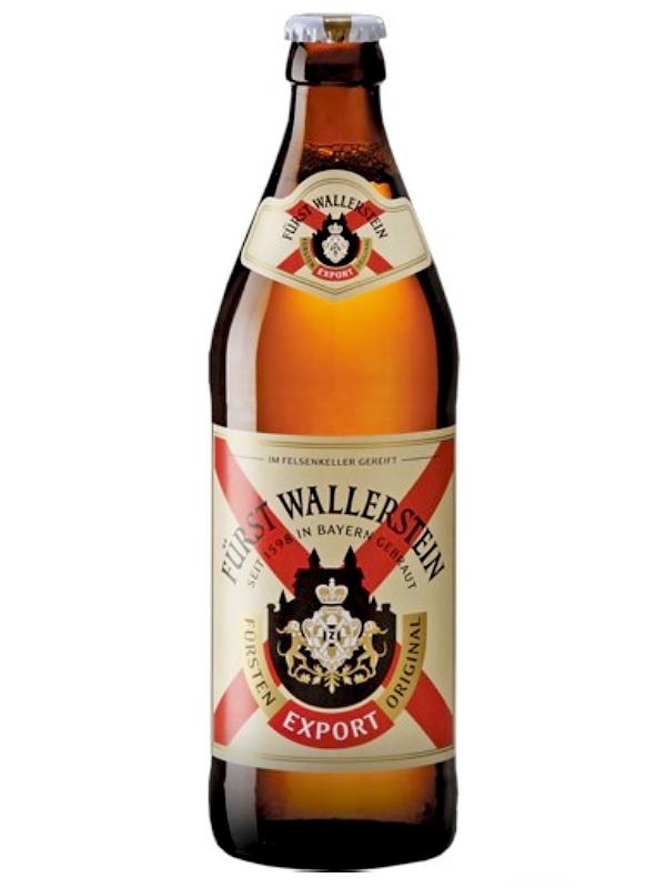 Фюрст Валлерштайн Экспорт / Furst Wallerstein Export 0,5л. алк.5,2%