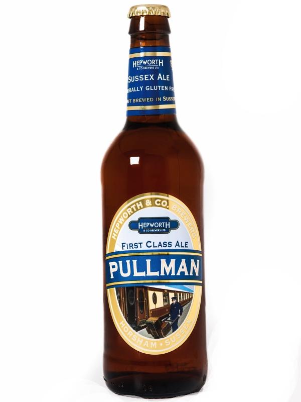 Хепворс Пульман Эль / Hepworth Pullman Ale 0,5л. алк.4,2%