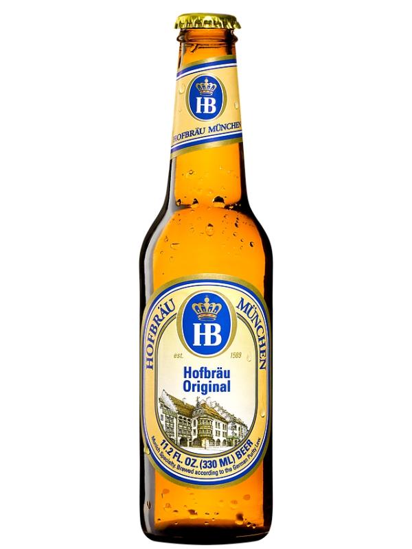 Хофброй Оригинальное / Hofbrau Original 0,33л. алк.5,1%
