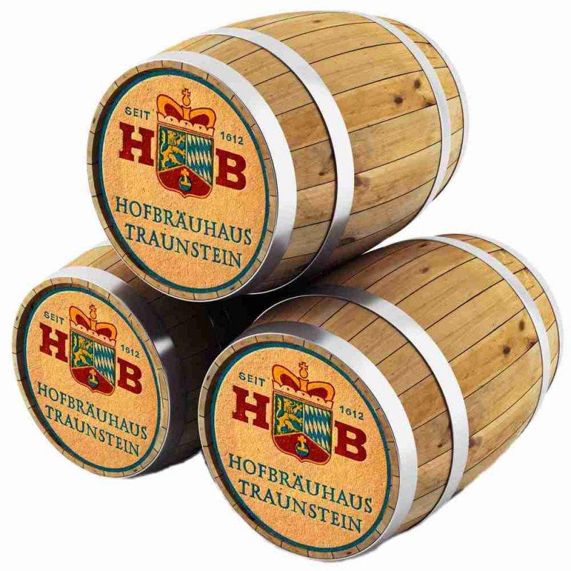 Хофбройхаус Траунштайн Вайссбир / Hofbrauhaus Traunstein Weissbeer, keg. алк.5.5%