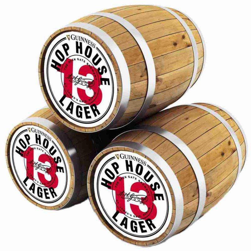 Хоп Хауз 13 Лагер / Hop House 13, keg. алк.5%