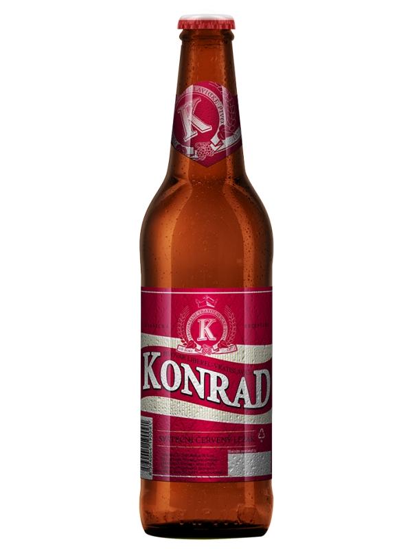 КОНРАД 12 КРАСНЫЙ КОРОЛЬ / Konrad 12 CERVENY KRAL (0,5л. 12бут.)