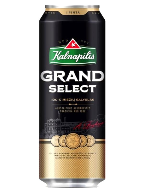 Калнапилис Гранд Селект / Kalnapilis Grand Select 0,568л. алк.5,4% ж/б.