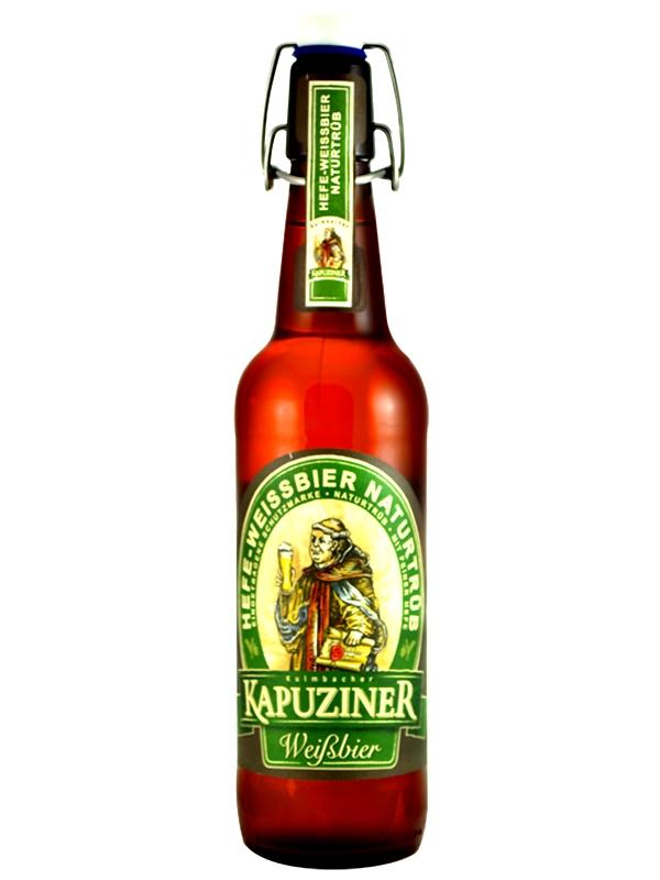 Капуцинер Вайсбир / Kapuziner Weissbier 0,5л. алк.5,4%