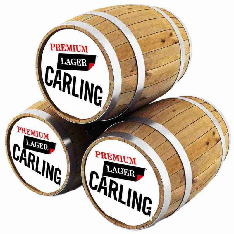 Карлинг Премьер / CARLING PREMIER ,keg. алк.4,7%