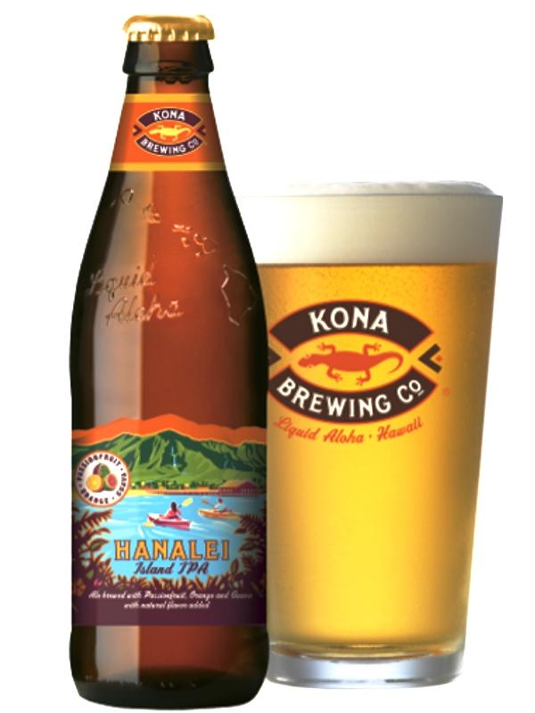 Конна Ханалей Айленд ИПА / Kona Hanalei Island IPA 0,355л. алк.4,5%
