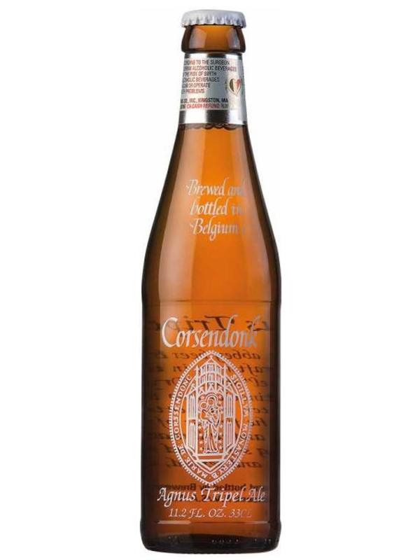 Корсендонк Агнус Трипл / Corsendonk  Agnus Tripel Ale 0,33л. алк.7,5%