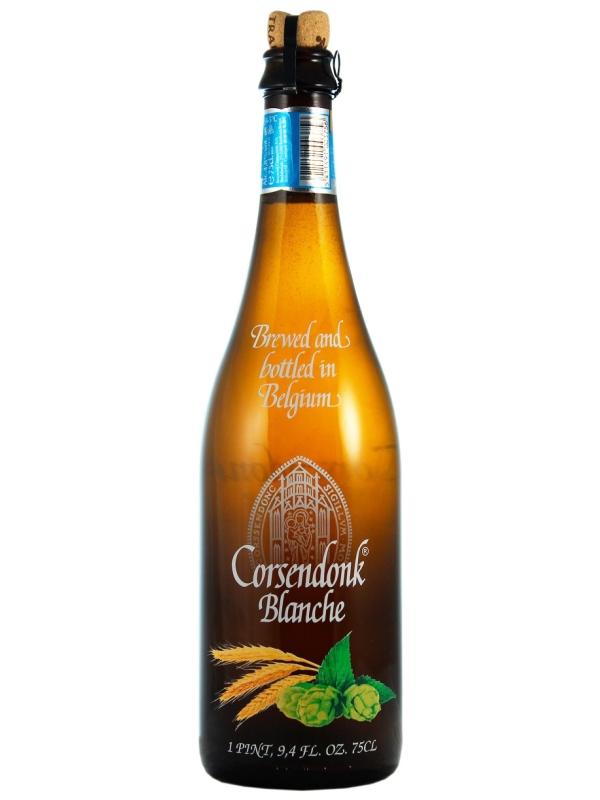 Корсендонк Бланш / Corsendonk Blanche 0,75л. алк.4,8%