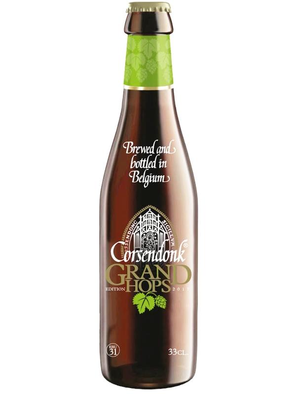 Корсендонк Гранд Хопс / Corsendonk Grand Hops 0,33л. алк.6,9%