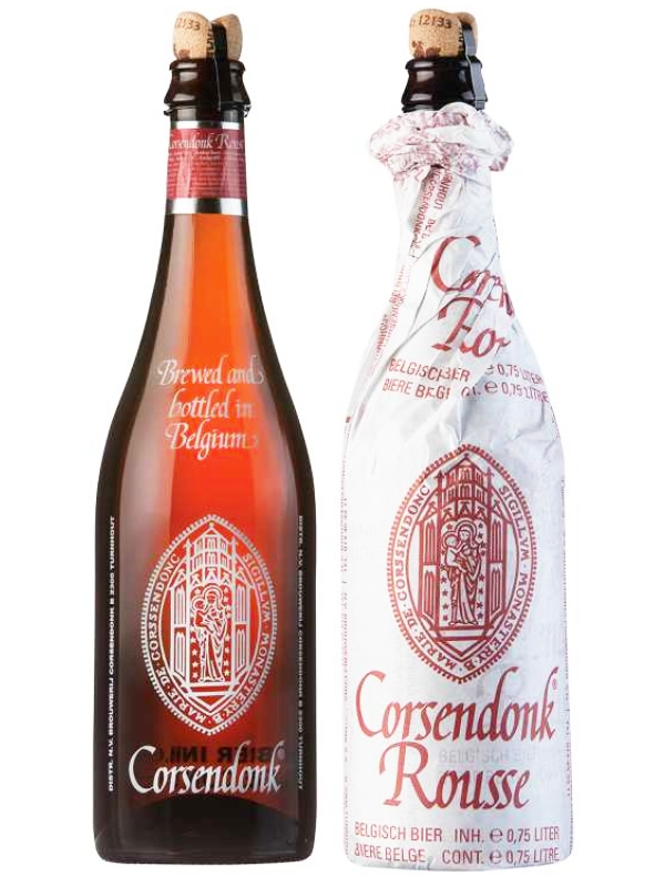 Корсендонк Русс янтарное / Corsendonk  Rousse 0,75л. алк.8%