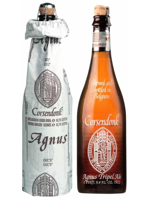Корсендонк Агнус Трипл / Corsendonk  Agnus 0,75л. алк.7,5%