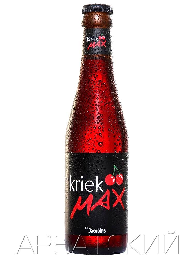 Крик Макс / Kriek Max 0,25л. алк.3,5%
