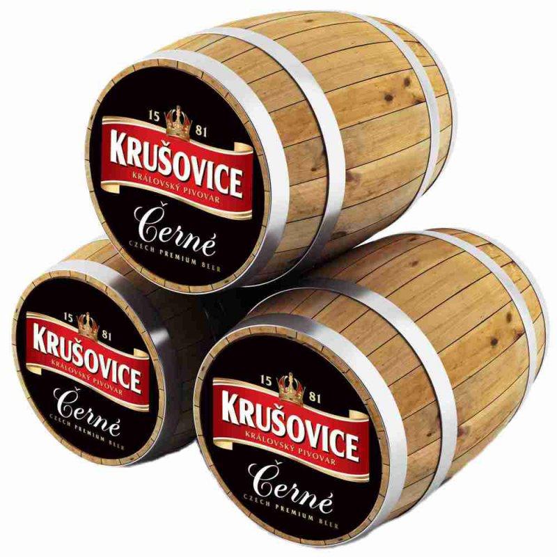 Крушовице Черне / Krusovice Cerne, keg. алк.3,8%