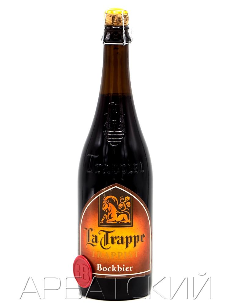 Ла Траппе Бокбир / La Trappe Bockbier 0,75л. алк.7%