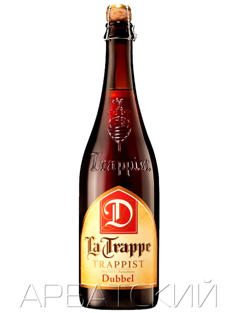 Ла Траппе Дюбель / La Trappe Dubbel 0,75л. алк.7%