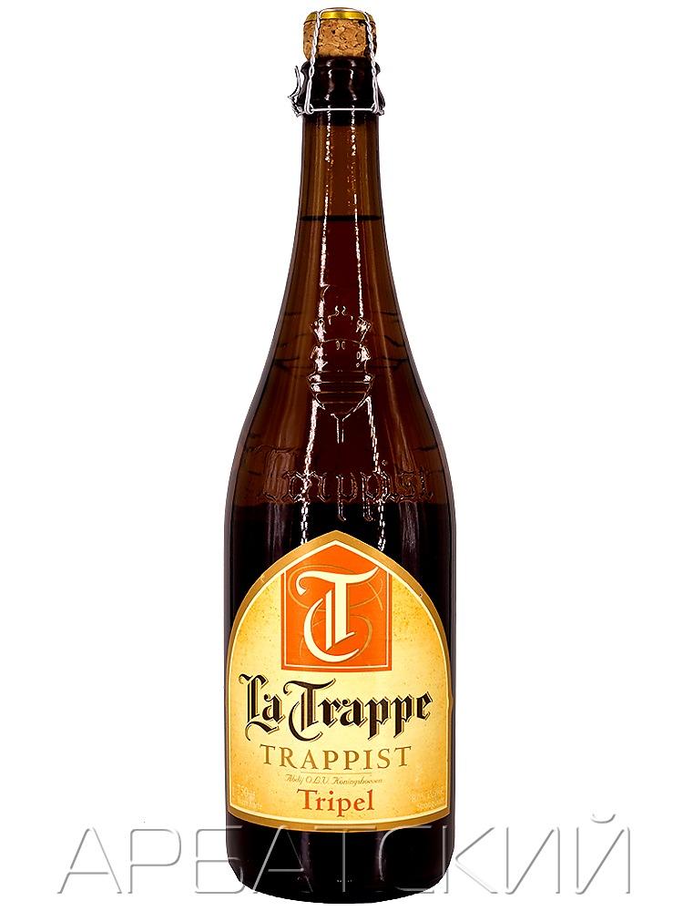 Ла Траппе Трипель / La Trappe Tripel 0,75л. алк.8%