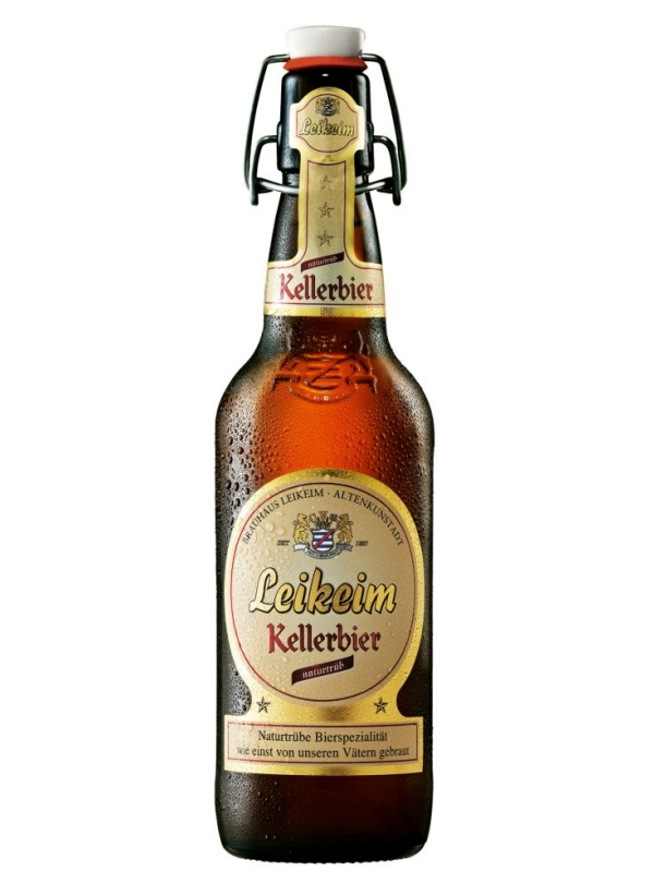 Лайкайм Келлербир / Leikeim Kellerbier 0,5л. алк.4,9%