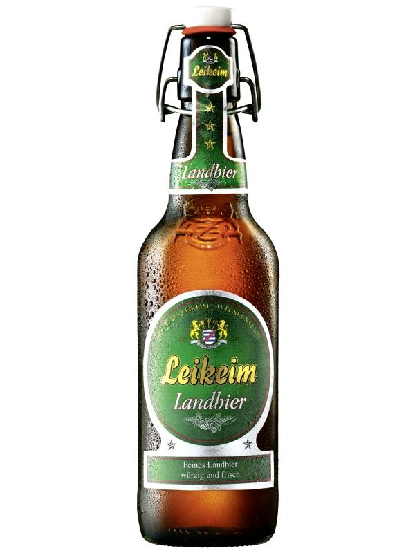 Лайкайм Лендбир /  Leikeim Landbier 0,5л. алк.5,4%